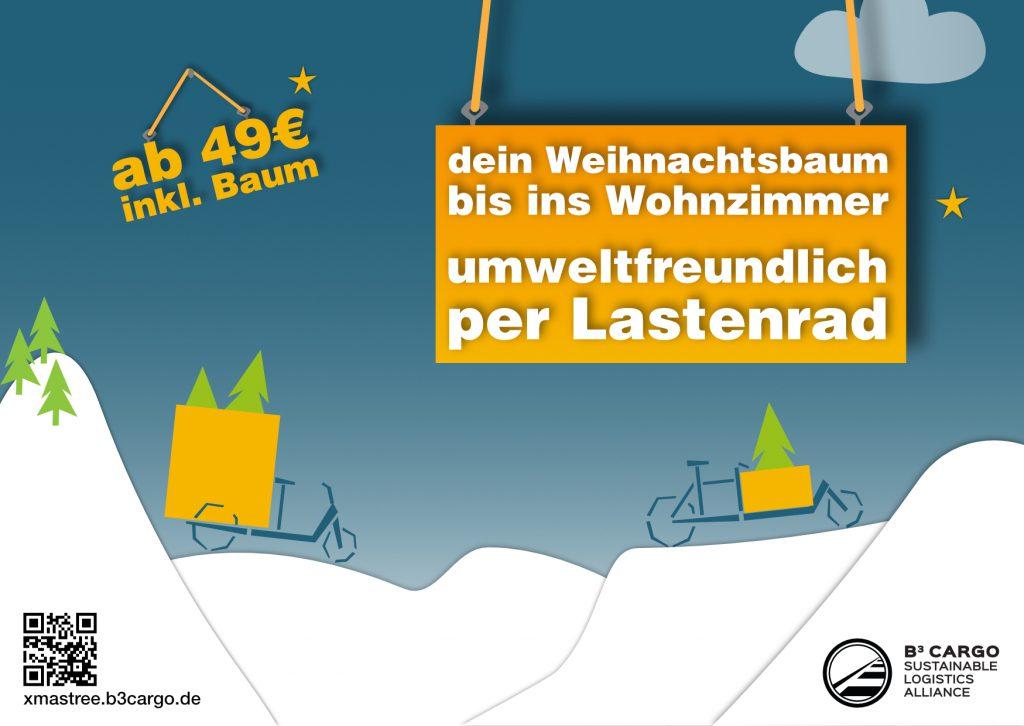 Weihnachtsbaum-Lieferung Berlin